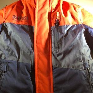 Oshkosh winter coat zip out liner/jacket ⛄️